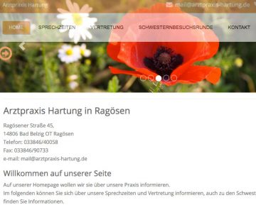Arztpraxis Hartung