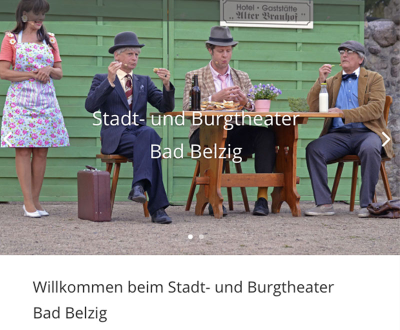 Theater Bad Belzig