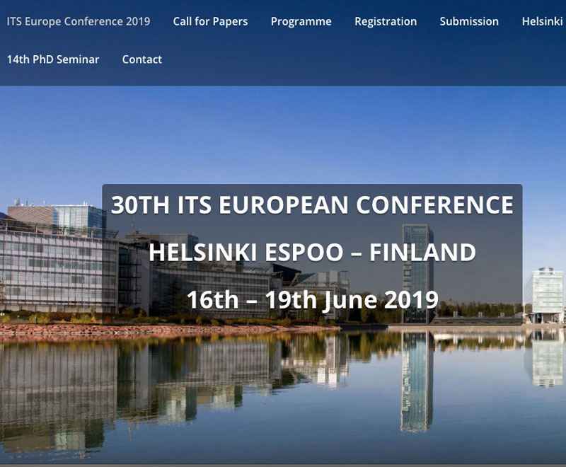 Its Europe European Conference 2019